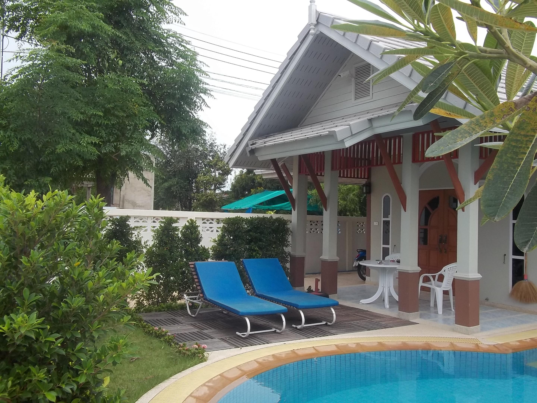 Vakantiehuizen met priv zwembad cha am for Zwembad prive