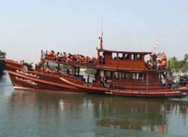 To do Huahin Boat Trip