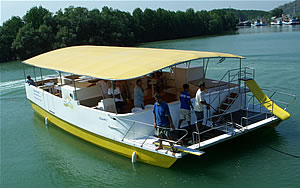 Enjoy the Sea with this Huahin Boat Trip