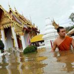 Overstromingen in Thailand