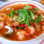 Thai cuisine and Thai food tom-yum-goong
