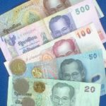 De valuta in Thailand is Baht