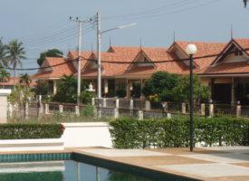 Tropicana vakantiehuis 2 slaapkamers