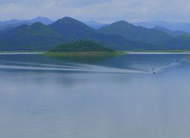 excursie Kengkrachan dam