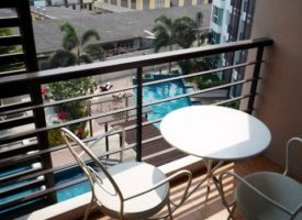 appartement in Huahin centrum