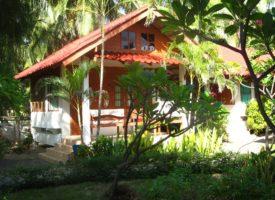 Bungalow in Nanachart Resort