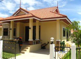 2 slaapkamer huis in Cha-am Tropicana
