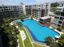 The Seacraze Huahin Apartement