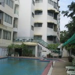 Saengthong Condominiums in Cha-am