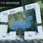 indeling van de Seacraze