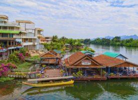 Kanchanaburi excursie river Kwai (ID 2)