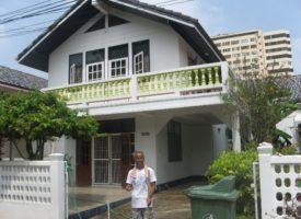 Vakantiehuis met 3 slaapkamers Cha-am Beach