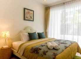 2 slaapkamer appartement in My Resort Huahin