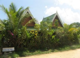 In Khao Lak welkom in 'Your House'