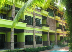 Motive Cottage resort in KhaoLak