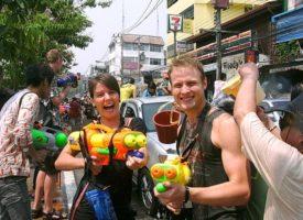 Nieuws voor Songkran festival 2014
