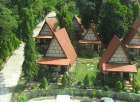 Bungalow in White Sand Krabi Hotel