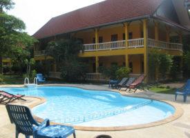 Sabai appartementen in Krabi – Langverblijf
