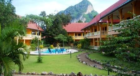 appartementen in Krabi