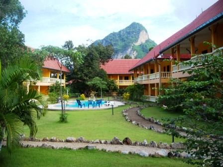 Appartement in Krabi