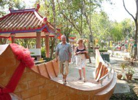 Dagtour vanuit Cha-am naar Kuan Yinen de zoutvelden