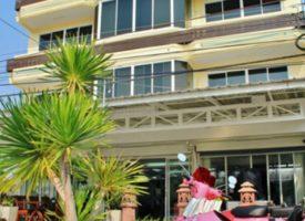 Cha Am Hotels: De La Mer Hotel (Twin)