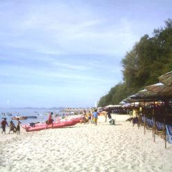 chaam strand thailand