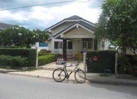 Huis in Cha Am huren voor langverblijf