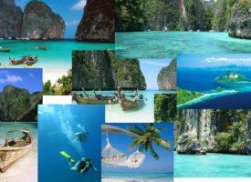 top 10 mooiste stranden in Thailand