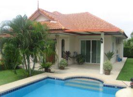 Privé Villa met zwembad in Cha-am