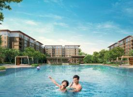 Prettig Baan Thew Lom appartement Cha-am