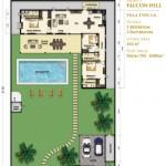 villa LA Falcon Hill