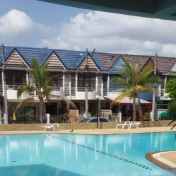 rent a sportvillage townhouse Cha-am