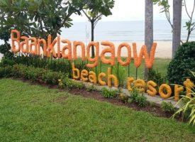 Baan Klangaow Familie bungalow