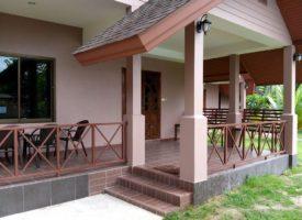 La-Or resort Hua Hin villa 4 personen
