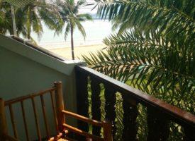 Dolphine Bay Resort-balkon kamers