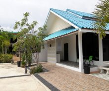 ARLEK resort Cha-am bungalow met keuken