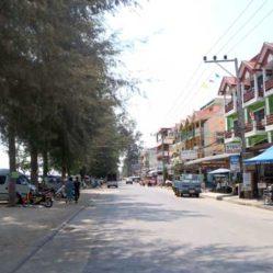 De boulevard- Beach Road