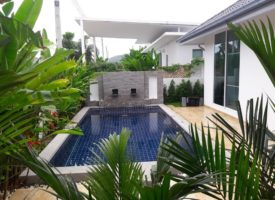 Mil Pool Villa Hua Hin for rent