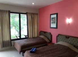 Cha-am twin bedroom Arlek Resort