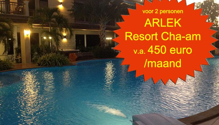 arlek resort cha-am