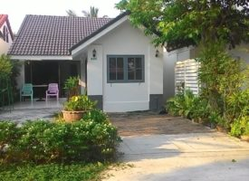 holiday home in Thailand Bankrut