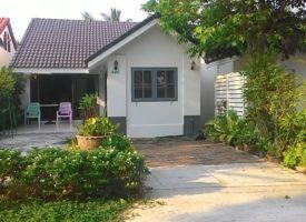 Heerlijk vakantiehuis in Thailand Bankrut