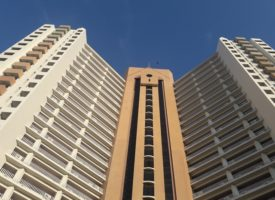 Ground floor apartment at Cha-am Beach Club