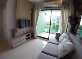Cha-am vakantie appartement Lumpini