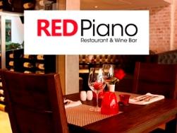 red piano restaurant Huahin