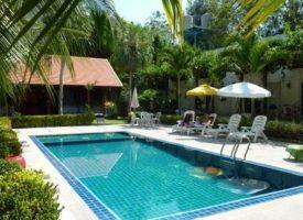 Familie bungalow in Sabaya Resort Cha-am