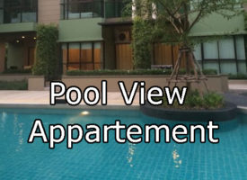Holiday apartment Lumpini Cha-am