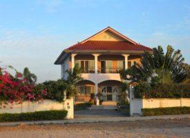 Balinese style house Hua Hin