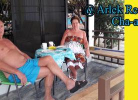Get your standard room at Arlek Resort Cha-am